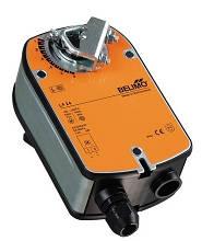 Электропривод воздушной заслонки Belimo LF24