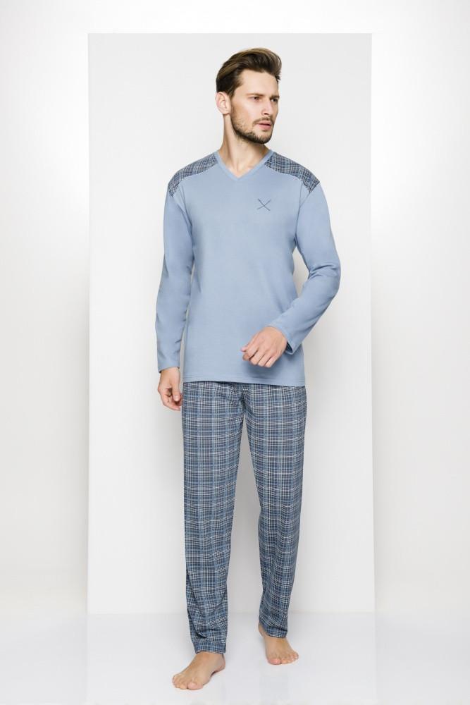 aa26a0e66be33 Пижама мужская хлопковая с длинным рукавом тмRegina, Польша - Алита -  качество и комфорт в