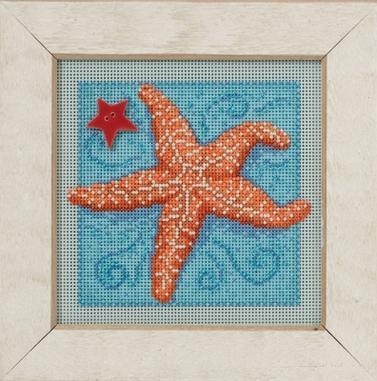 Набор для вышивки Starfish Mill Hill