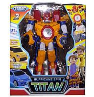 Трансформер Тобот Титан с турбиной 2 в 1, 504 (505)