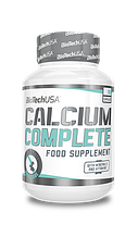 BioTech Natural Calcium Complete 90 caps
