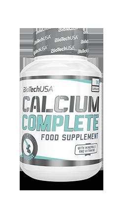 BioTech Natural Calcium Complete 90 caps, фото 2