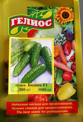 Семена огурцов  партенокарпических Бодина F1 1000 шт.