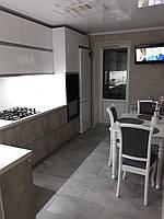 Кухня угловая в стиле -модерн. Под заказ в короткие сроки, по индивидуальным проектам.