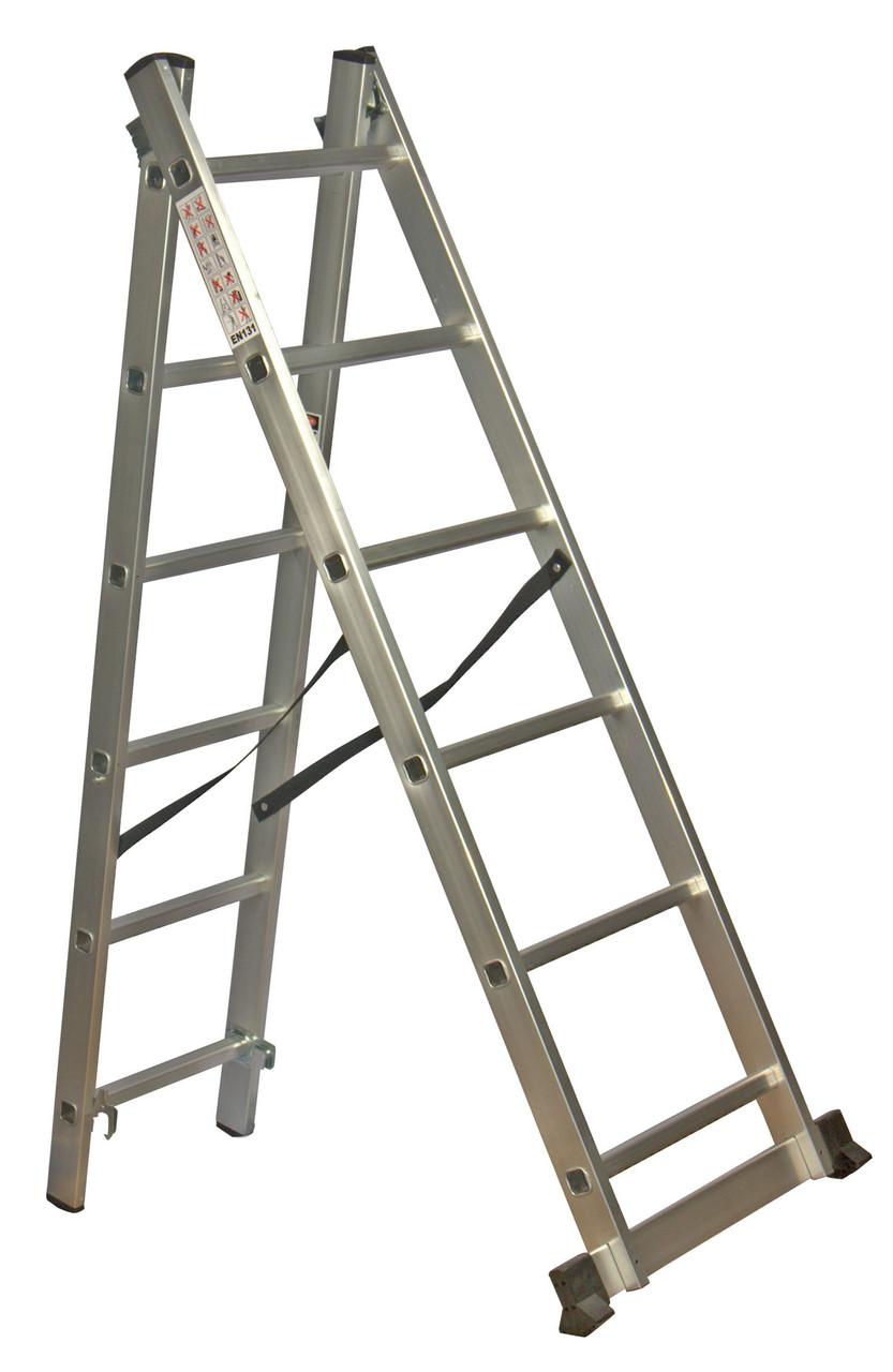 Лестницы универсальные 2-составные