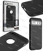 Накладка силиконовая ARMOR iPhone 7 (черный)