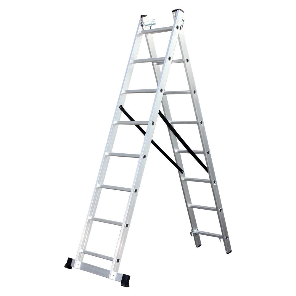 Лестницы универсальные 3-составные