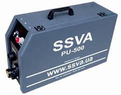SSVA PU-500 подающее устройство с рукавом