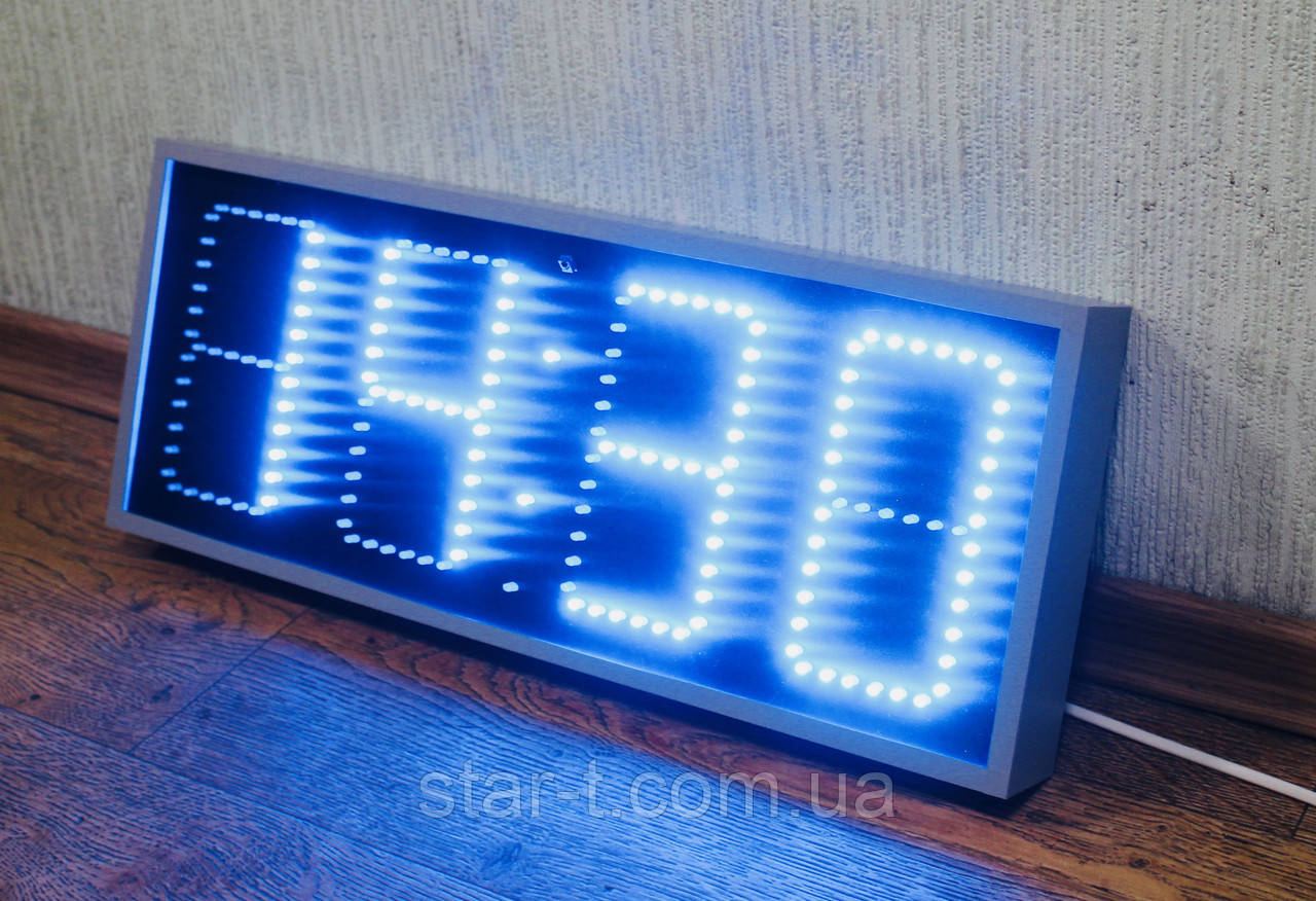 Часы-календарь 500х200мм