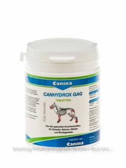 """Таблетки для зв'язок, кісток і суглобів """"Canhydrox GAG"""" для кішок і собак 120табл., Canina™"""