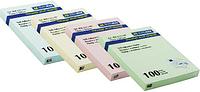 Блок бумажный для заметок 76*102 100л самокл.2313