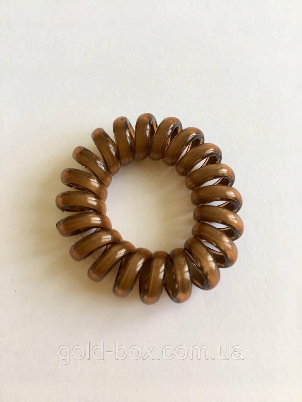 Резинка «Спиралька» капучино