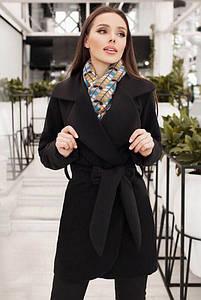 Стильне кашемірове пальто Альба