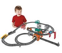 Детская железная дорога. Трекмастер фишер прайс