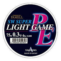 Шнур Yamatoyo PE Light Game