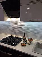 Кухня прямая по индивидуальным размерам, любой сложности, в короткие сроки. Фасад -глянец.
