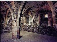 Панорамные фотообои Древний замок
