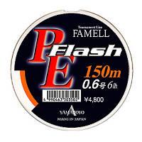 Шнур Yamatoyo PE Flash