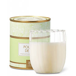 Свеча (арома) BOUDOIR 45 H. Poudre de riz GIFT BOX BLF