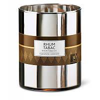 Свеча (арома) LOUNGE XL 100 H. Rhum-Tabac MERCURY GLASS BLF