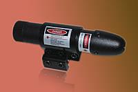 ЛЦУ LaserScope 502 с креплением узкое/широкое (провод/кнопка) красный