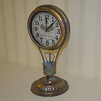 Оригинальные настольные часы 3662G, металл (45*23,5*21 см.)