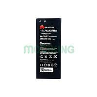 Оригинальная батарея на Huawei G740 (HB4742AORBW) для мобильного телефона, аккумулятор для смартфона.