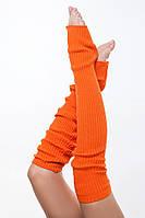 SEWEL Гетры GW073 (40 см, оранж, 100% акрил)