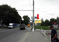 Билборды на ул. Белопольское шоссе в г. Сумы