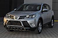 Кенгурятник Toyota Rav 4 (2013+)