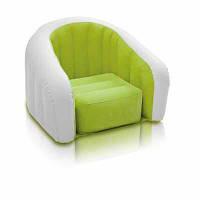 Надувное детское кресло - велюр Intex