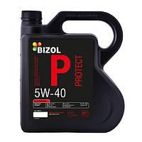 5w40 Protect 4л  Bizol (В85216) олива моторна