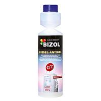 Антигель для дизпалива BIZOL Diesel-Antigel (-31) 0,25л (hВ3988)