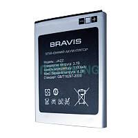 Батарея на Bravis Jazz оригинальный аккумулятор для мобильного телефона.