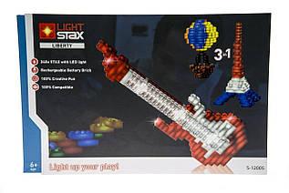 Конструктор LIGHT STAX с LED подсветкой Liberty