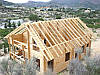 Стропила для крыши 100х150, д. 4-4.5