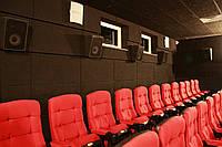 Звукоизоляция, шумоизоляция, акустический дизайн помещений, Home Cinema