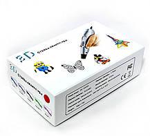 R 3D ручка SmartPen RP400A/200A с oLED дисплеем Голубая, фото 2