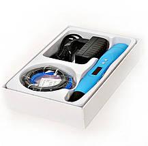 R 3D ручка SmartPen RP400A/200A с oLED дисплеем Голубая, фото 3