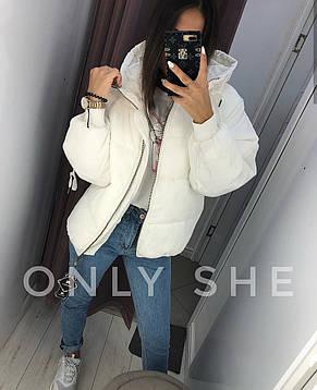 Зимняя короткая куртка , фото 2