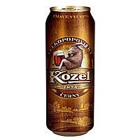Пиво Козел Kozel Темное cerny 0.5 л