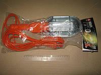 Фонарь переносной с LED лампой, 220В, 5м.,, ABHZX, (арт. DK-18529A)