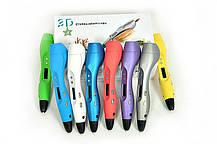 R 3D ручка SmartPen RP400A/200A с oLED дисплеем Желтая, фото 3