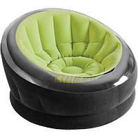 Надувное кресло - велюр Intex