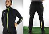 Костюм Mizuno Sweat Fz Jacket + Sweat Pant (32EC7009-09+32ED7010-09)
