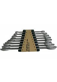 Набор рожковых ключей 8 пр. (6-22 мм) FORCE 5084