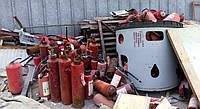Как утилизировать огнетушители