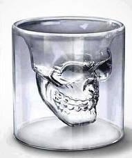 Череп в стакане (трехмерный Doom) 75 мл, фото 3