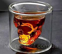 Череп в стакане (трехмерный Doom) 75 мл