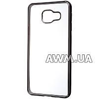 Накладка силиконовая Baseus бампер Samsung A310 черный